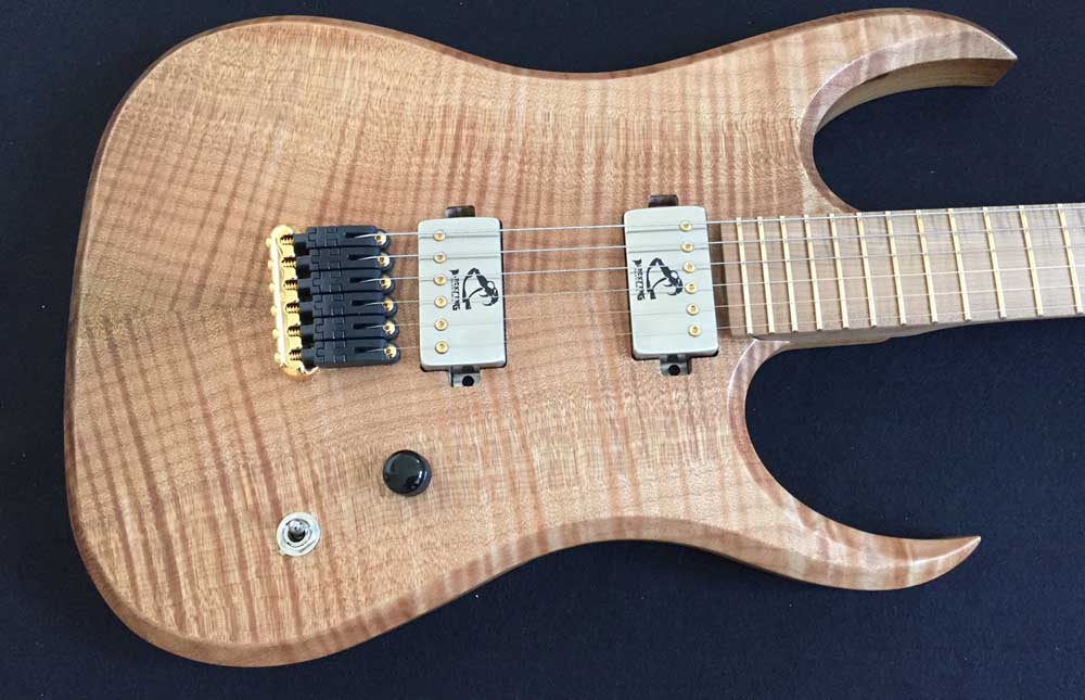 BlackFang Guitars Custom 6 #2