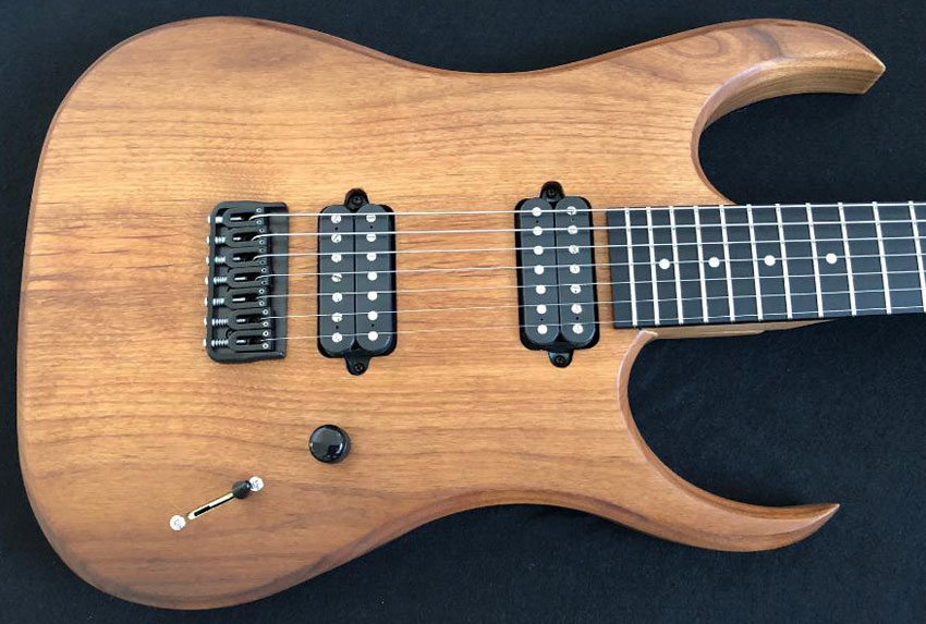 BlackFang Guitars Custom 7 #3