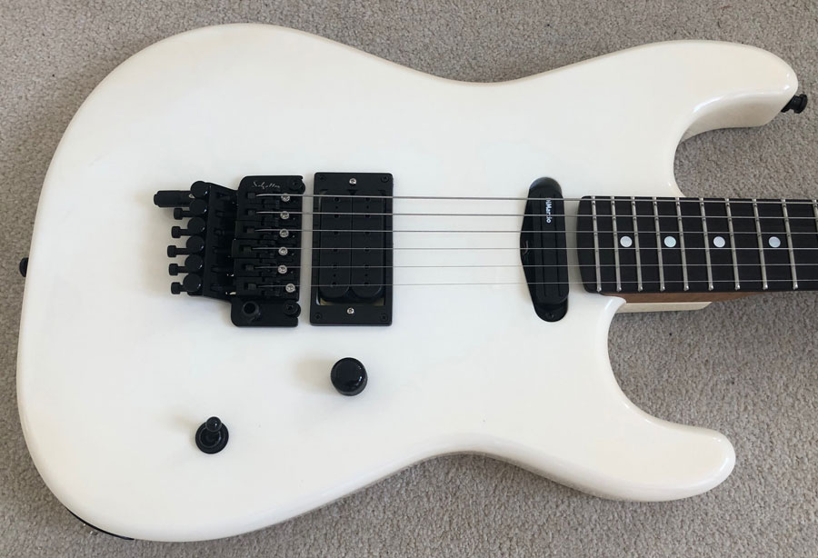 Stormshadow Guitarworks '10th Anniversary' #8