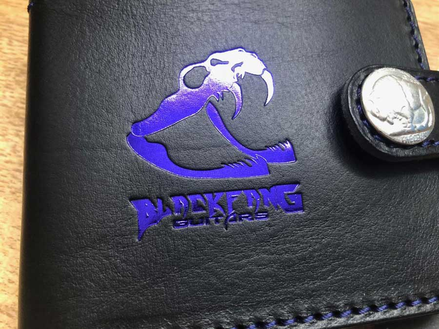 BlackFang Guitars Wallet