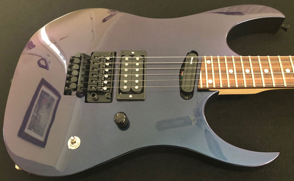Stormshadow Guitarworks XII Custom Shop 0009