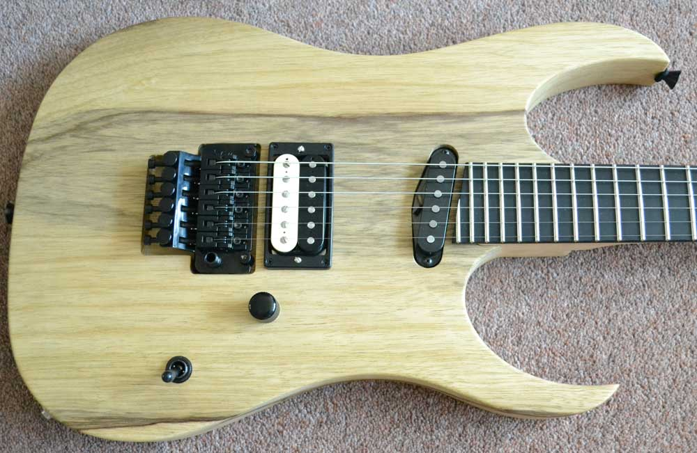 Stormshadow Guitarworks XII Custom Shop 0001