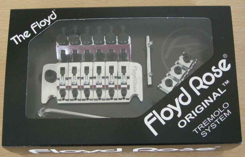 Floyd Rose Chrome