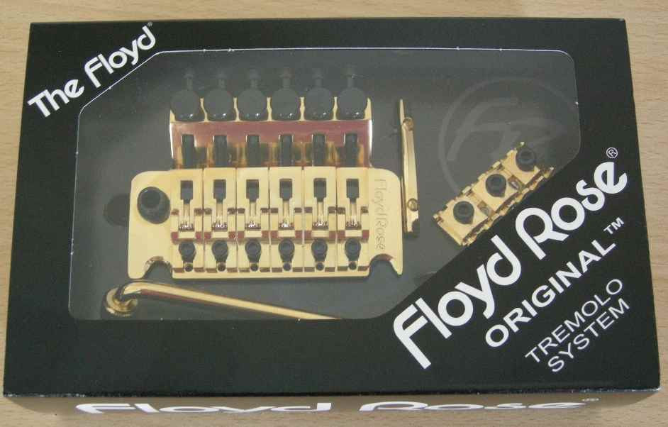 Floyd Rose Gold