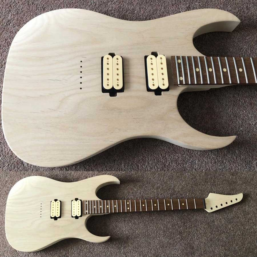 Stormshadow Guitarworks XII Custom Shop 0012