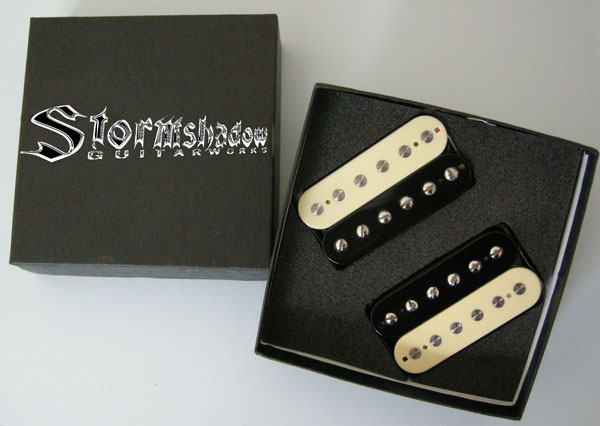 Stormshadow Pickups Small
