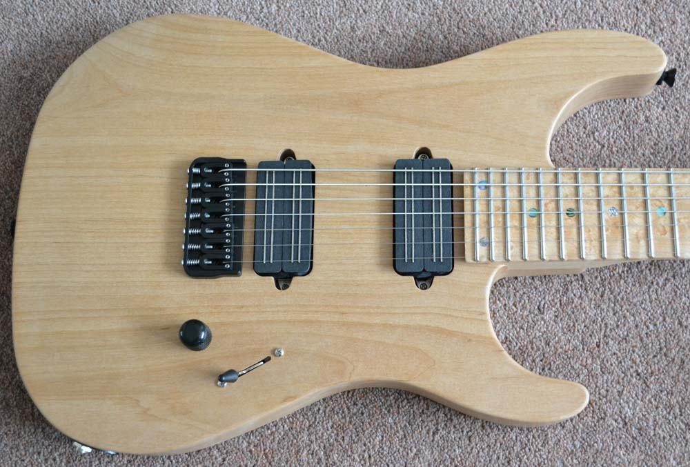 Stormshadow Guitarworks 7th Storm Proto