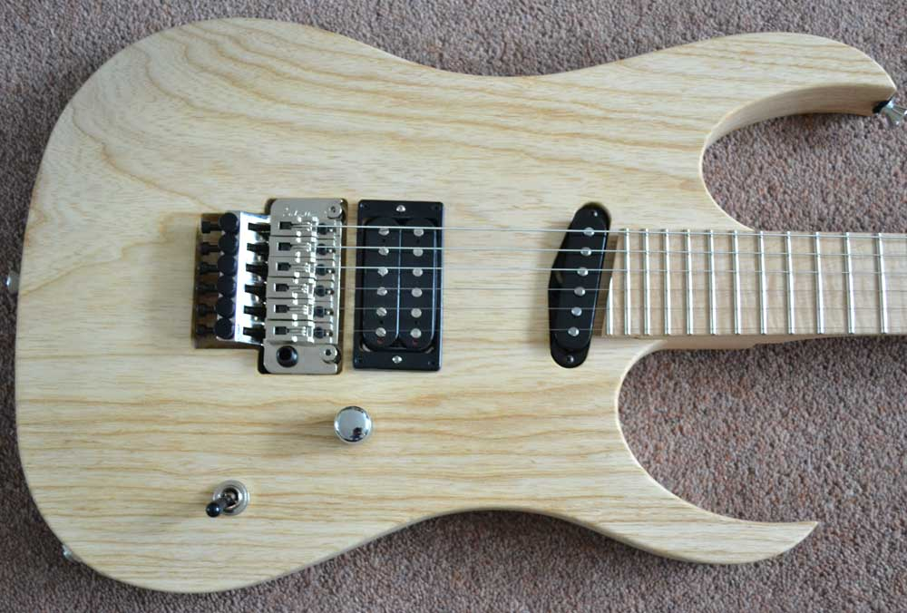 Stormshadow Guitarworks XII Custom Shop 0002