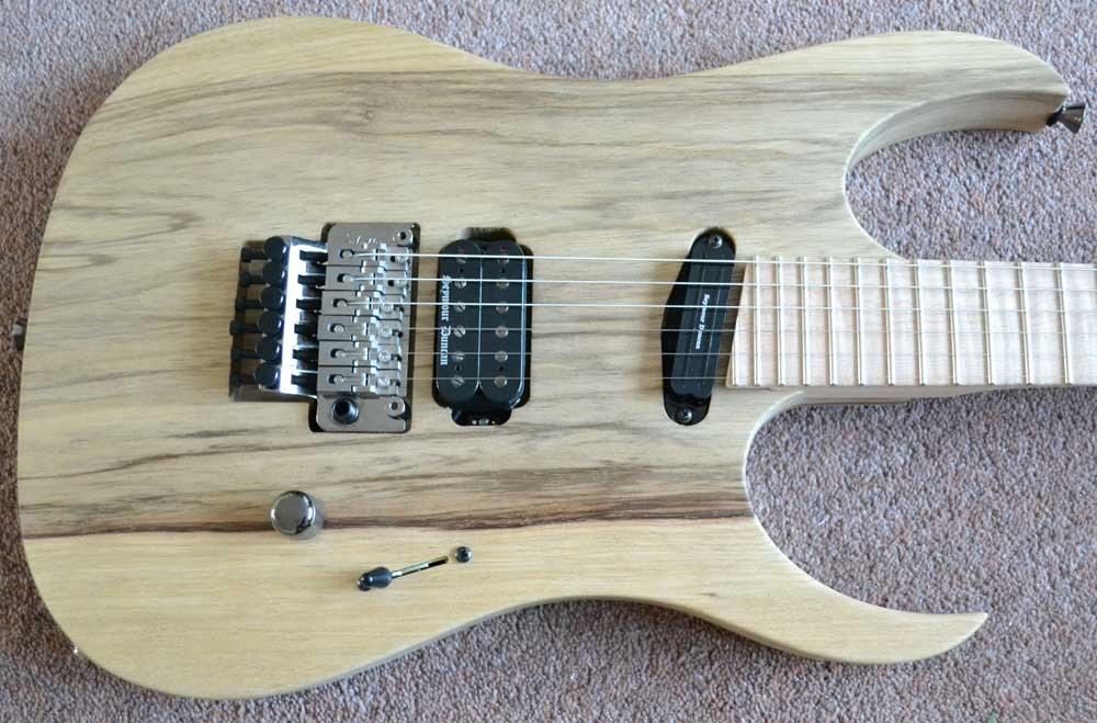 Stormshadow Guitarworks XII Custom Shop 0007